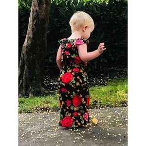 The little Pina maxi dress in vintage Rosa 12-4